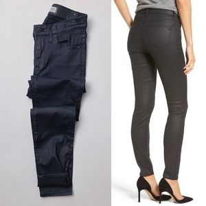 MADEWELL Coates High Riser Skinny Jeans